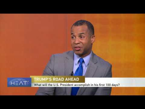 The Heat: Previewing Donald Trump
