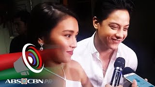 Kathniel dish out their Christmas plans