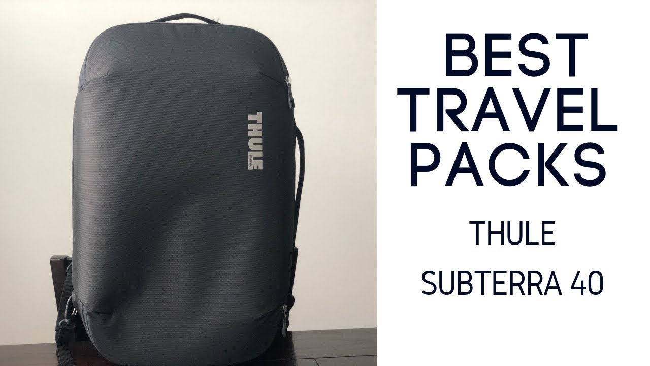 Thule Subterra US Daypack Sac à dos Voyage sac à dos business Sac à dos 30 l