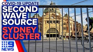 Coronavirus: Melbourne's 'patient zero', new Sydney health alert | 9News Australia