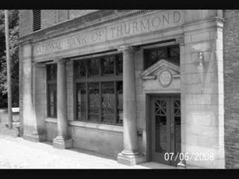 THURMOND, WV: A Study In Black & White