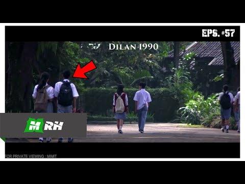 KESALAHAN DALAM FILM DILAN 1990 2018 #57