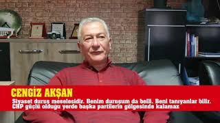 35 yılını verdiği CHP'den istifa eden Akşan'dan İttifak Eleştirisi