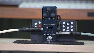 One Control Prussian Blue Reverb   Stringers Music Solutions   Eddie & Wynn  