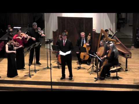 Pegasus Early Music: Il combattimento di Tancredi e Clorinda