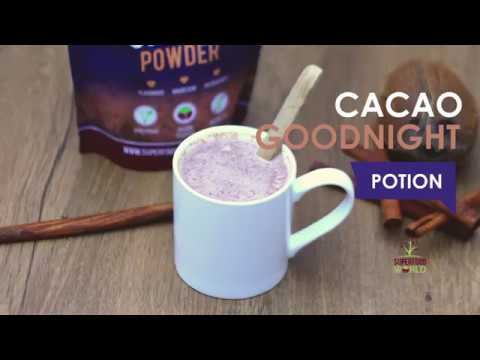 Cacao Good Night Potion Recipe - Superfood World