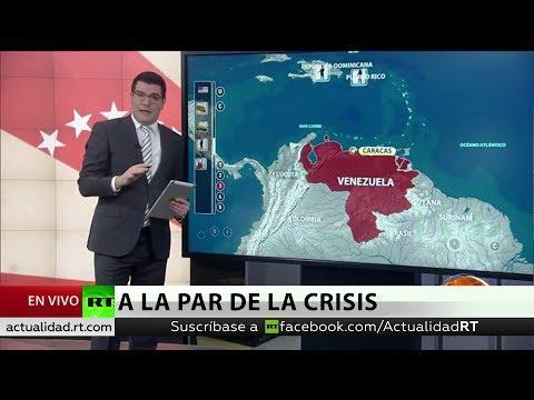 Rusia alerta de una posible intervención de EE.UU. en Venezuela