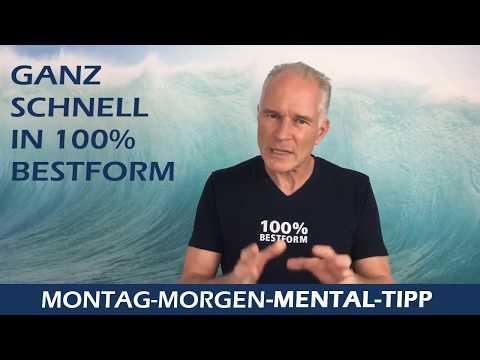 Mental Tipp Schnell in 100 Prozent Bestform