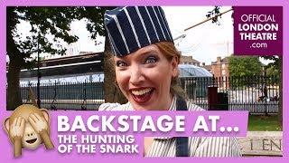 Backstage with: The Hunting Of The Snark