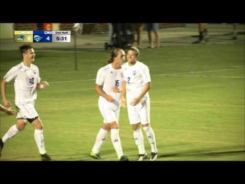Men's Soccer defeats North Carolina Wesleyan 6-0