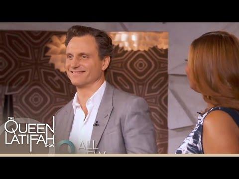 Tony Goldwyn and Chrissy Teigen