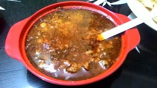 How To Make Sharba ( Libyan Cuisine)