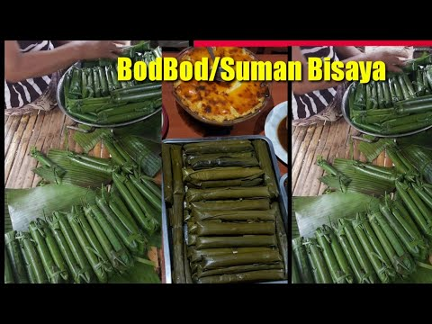 Download How to Made Suman Malagkit