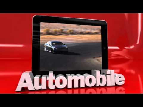 Automobile Magazine iPad App
