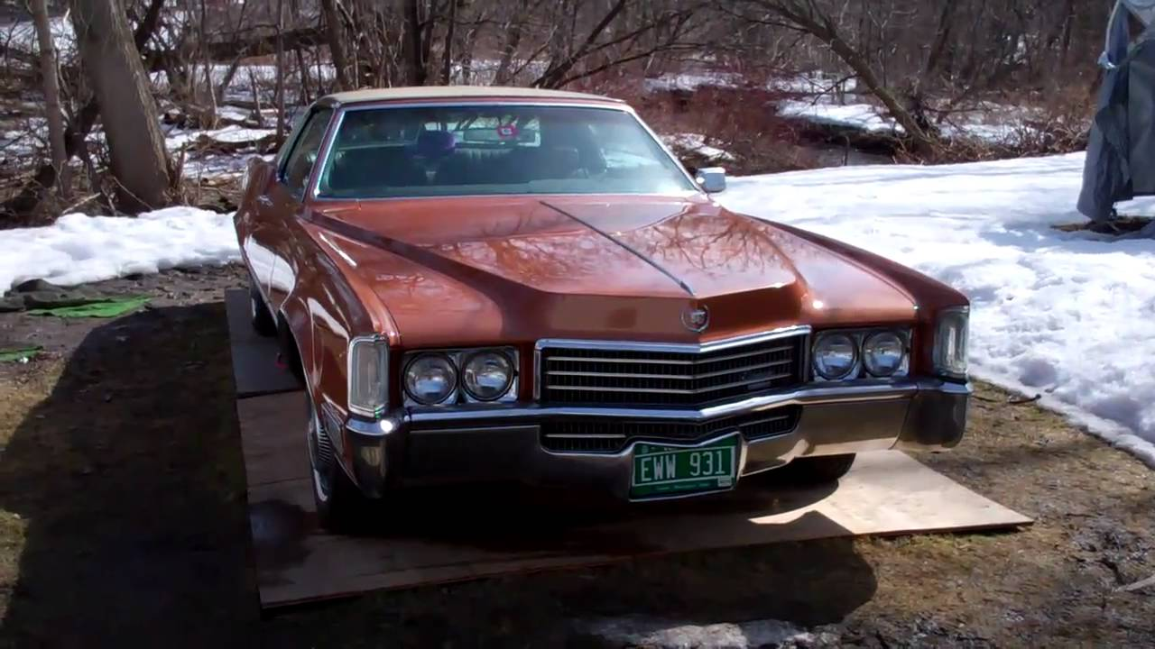 1970 cadillac eldorado old school at it 39 s best youtube. Black Bedroom Furniture Sets. Home Design Ideas