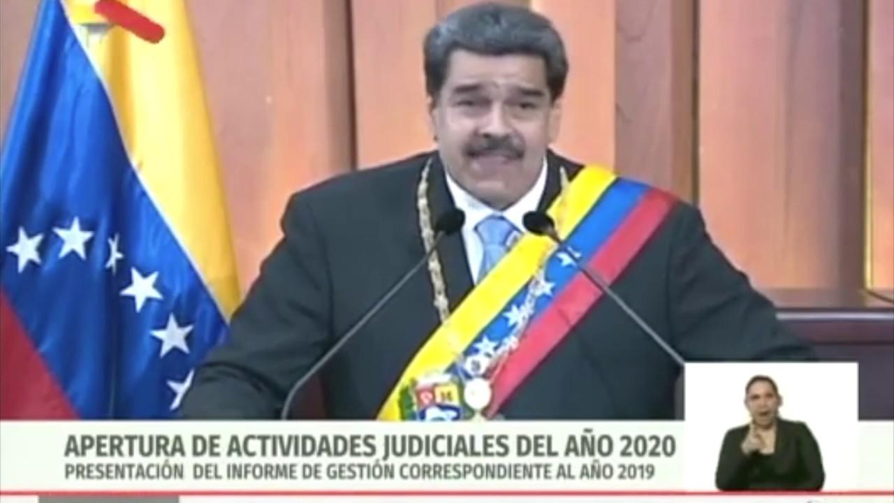 """""""No es por culpa de Donald Trump, es por culpa del nosotros"""" Nicolas Maduro #ElFuturoEsLibertario"""