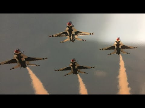 2019 USAF Thunderbirds