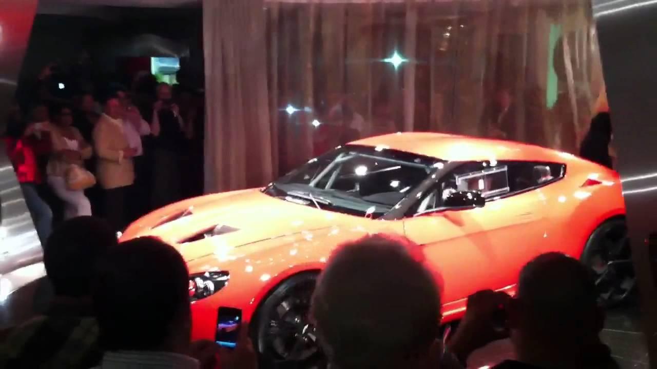 Aston Martin V Zagato Unveiling At Galpin Aston Martin YouTube - Galpin aston martin
