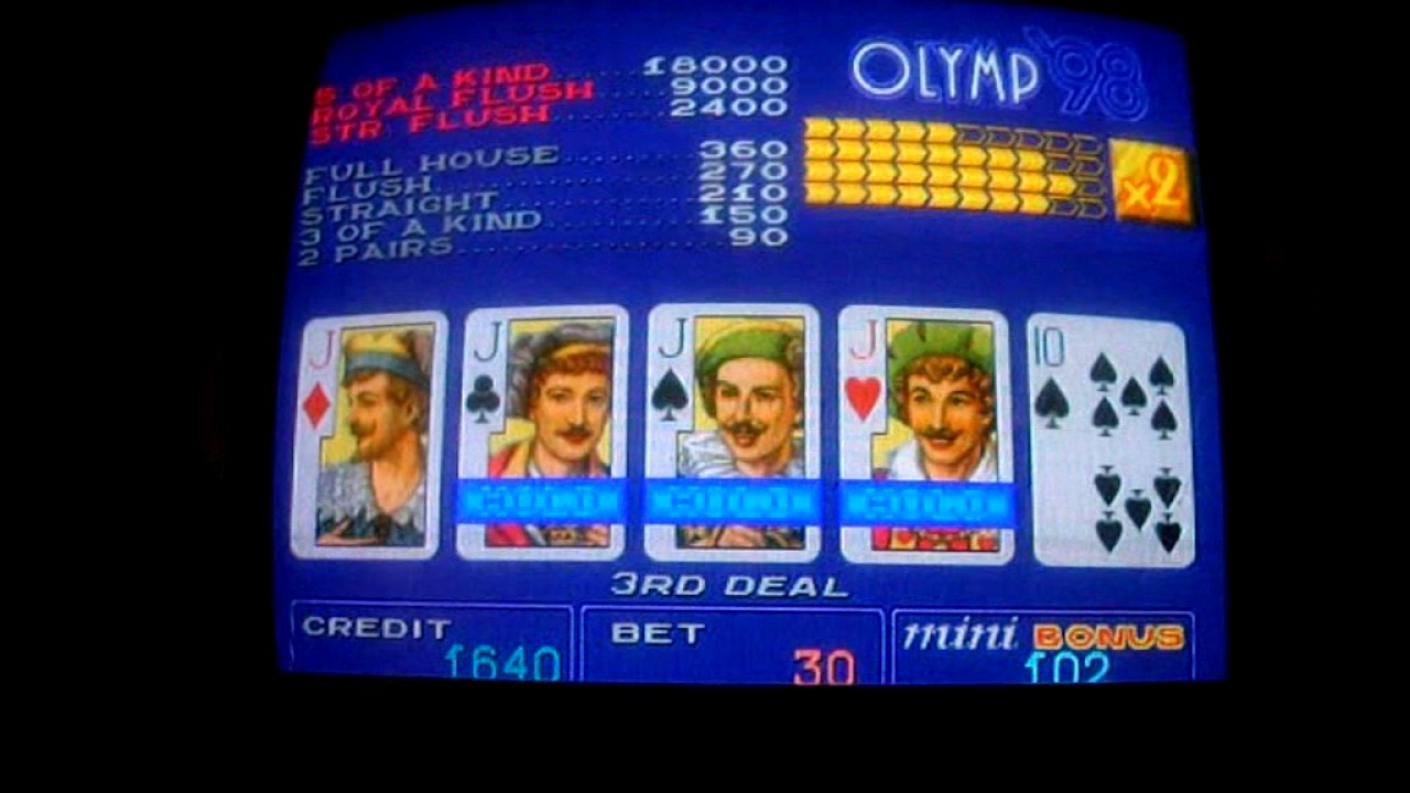 онлайн покер олимп 98