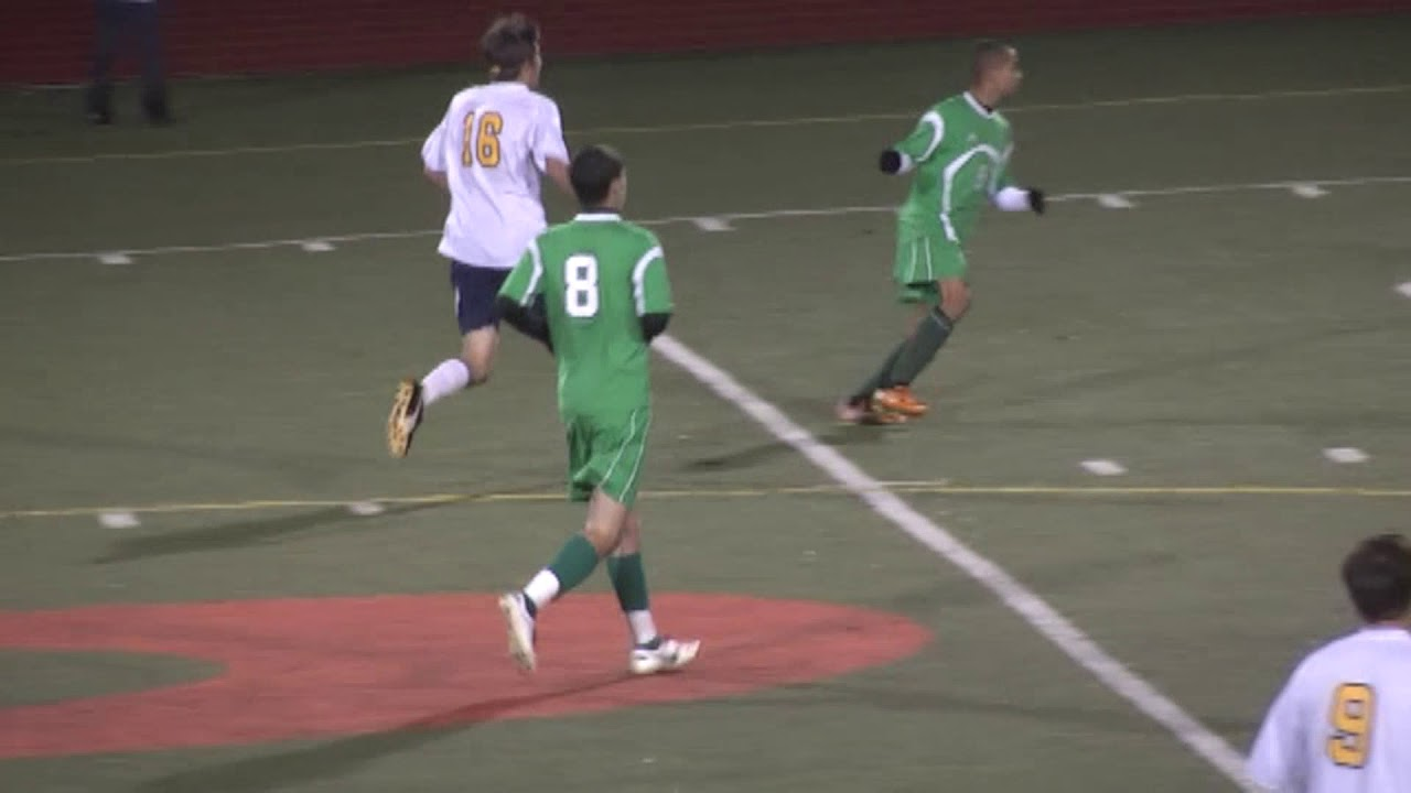 Seton Catholic - Lake Placid Boys C Final  11-1-12