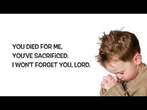 Kid's Prayer (I Love You Jesus/I Want to Know You, Lord) [HD]