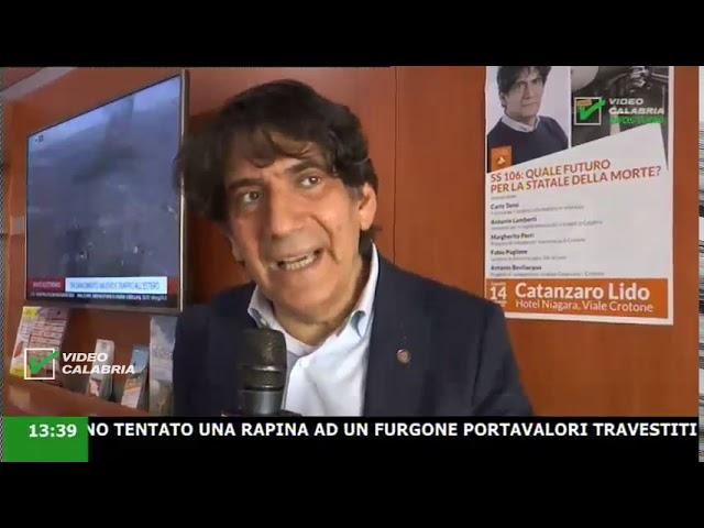 InfoStudio il telegiornale della Calabria notizie e approfondimenti - 16 Dicembre 2019 ore ore 13.30