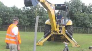 Heavy Equipment - Lifting Maneuvers