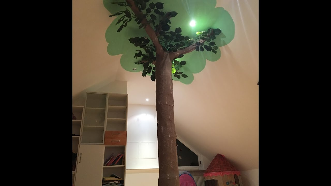 Tree in the middle of the Nursery