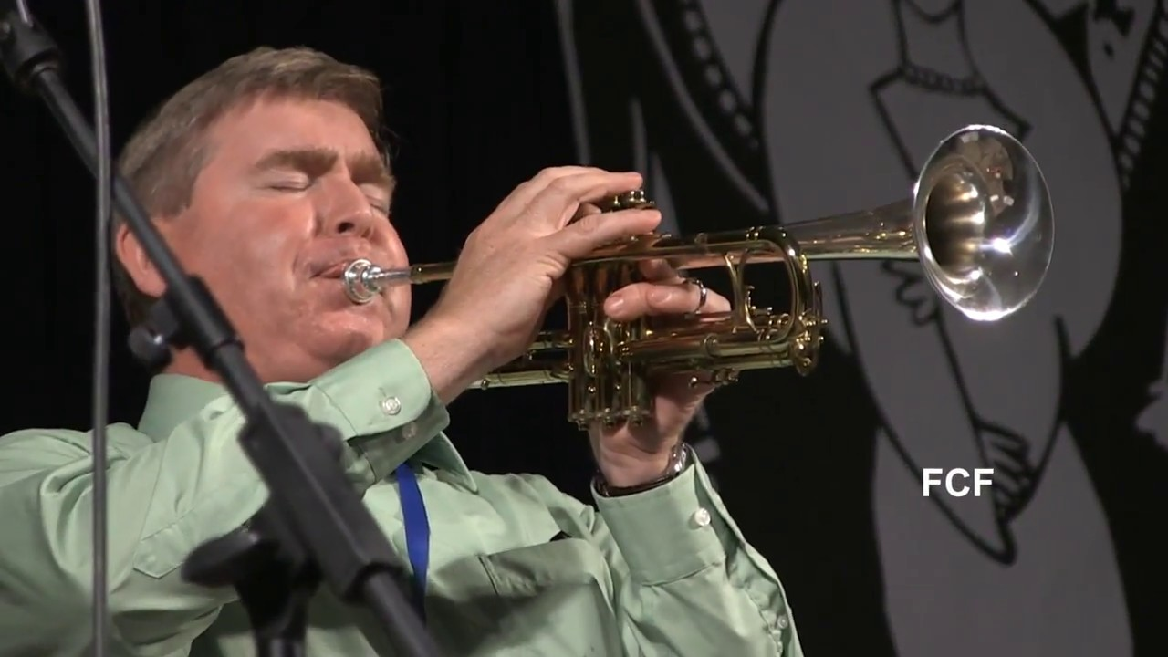 Dallas Blues Played By The High Sierra Jazz Band At 2017 San Go Fest