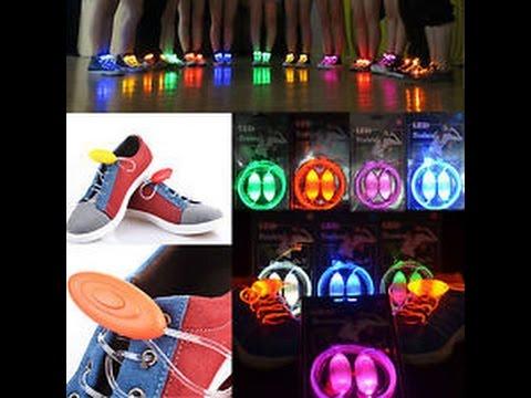 082230302040 Grosir Tali Sepatu LED Bandung