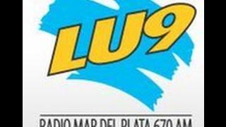 Entrevista Gerónimo Rauch en Radio Mar del Plata 6/01/2017