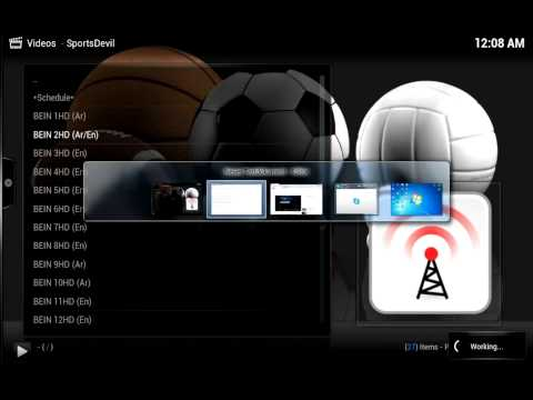 Skysports 1,2,3,4,F1,News HD Bein sports 1 15 HD Eurosport 1,2 HD XBMC