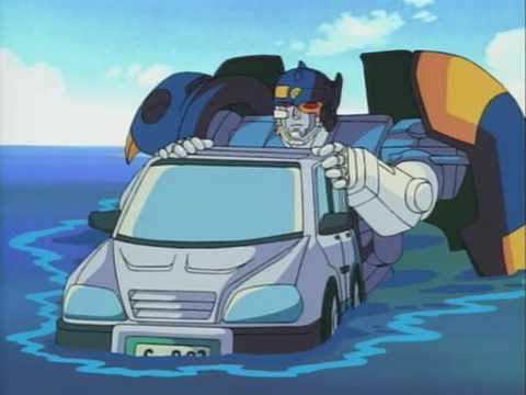 Transformers Robots In Disguise Episode 5-2 (HD)
