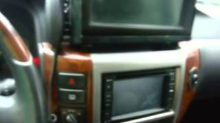 Сборка машины для туристического  класса на базе  Nissan Patrol Y61 2007 год