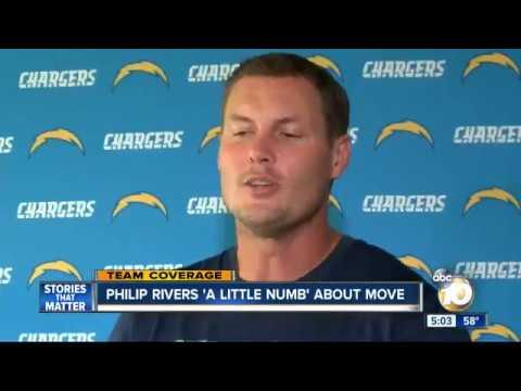 Philip Rivers Talks Team Move