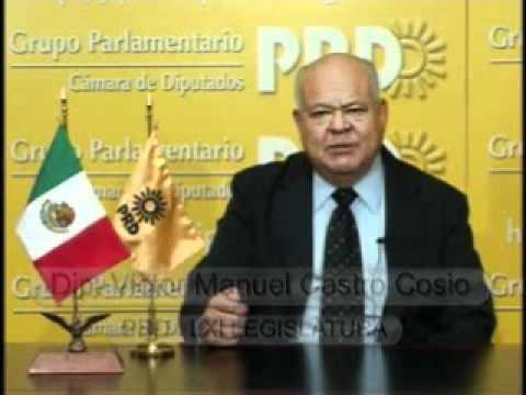 DIP. VICTOR MANUEL CASTRO COSIO