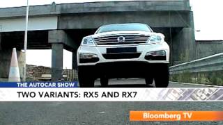 Mahindra SsangYong Rexton review by Autocar India