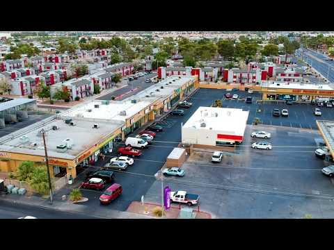 Shopping Center for Sale | Tropicana/Nellis Retail Plaza | 7