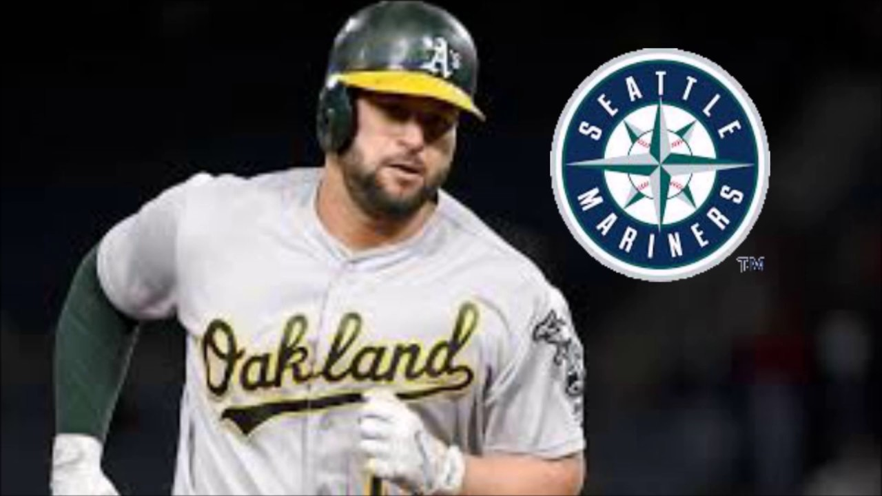 Mariners acquire Yonder Alonso from A's in first big waiver trade