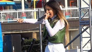Kylie Cantrall live performance at Disneyland Resort Disney Channel Fan Fest