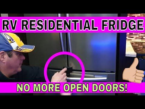 rv-residential-fridge-door-lock-/-latch-*no-more-open-door!*