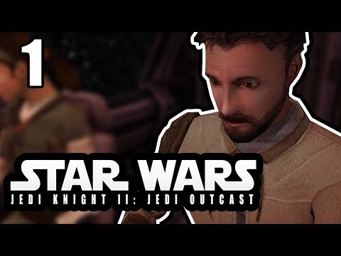 JohnCiber Juega: Star Wars: Jedi Knight II...