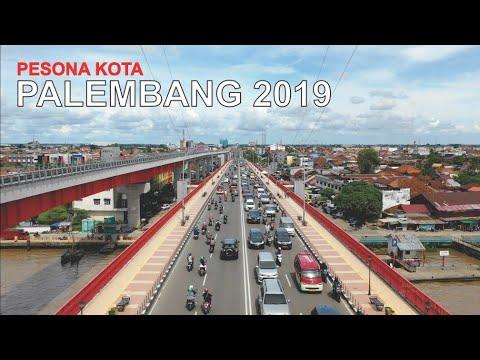 Pesona Kota Palembang 2019, Kota Terbesar di Provinsi Sumatera Selatan