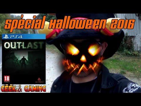Outlast - PS4 [Spécial Halloween 2016]