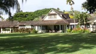 Somewhere in time...Waimea Plantation Cottages, Kauai, Hawaii