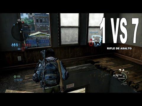 1 vs 7 Comeback | The Last of Us Online | Mi Primer Comeback