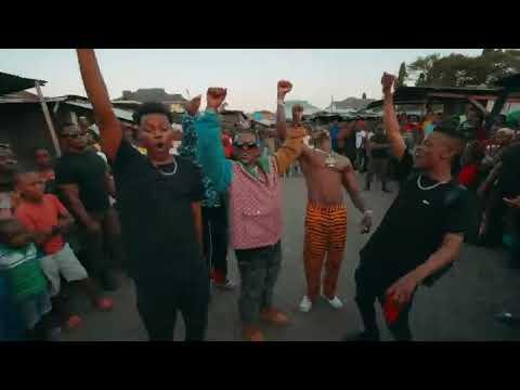Download Diamond Platnumz Focalistic X Mapara a Jazz Ntosh gazi ( IYO Official Music Video)