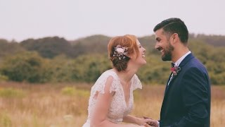 Fun, Adorable Nantucket wedding film {groom cries}