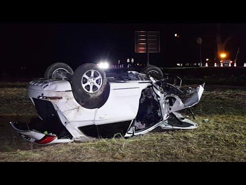 Betrunkener GTI-Fahrer fliegt mit 1.6 Promille aus der Kurve - Liveberichterstattung [11.01.2020] from YouTube · Duration:  1 minutes 48 seconds