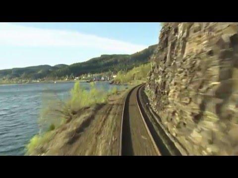 Nordlandsbanen minutt for minutt, spring.  NRK